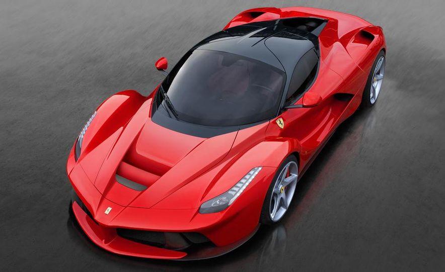 2014 Ferrari LaFerrari - Slide 1