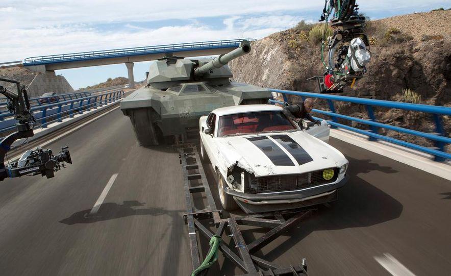 Fast & Furious 6 - Slide 1
