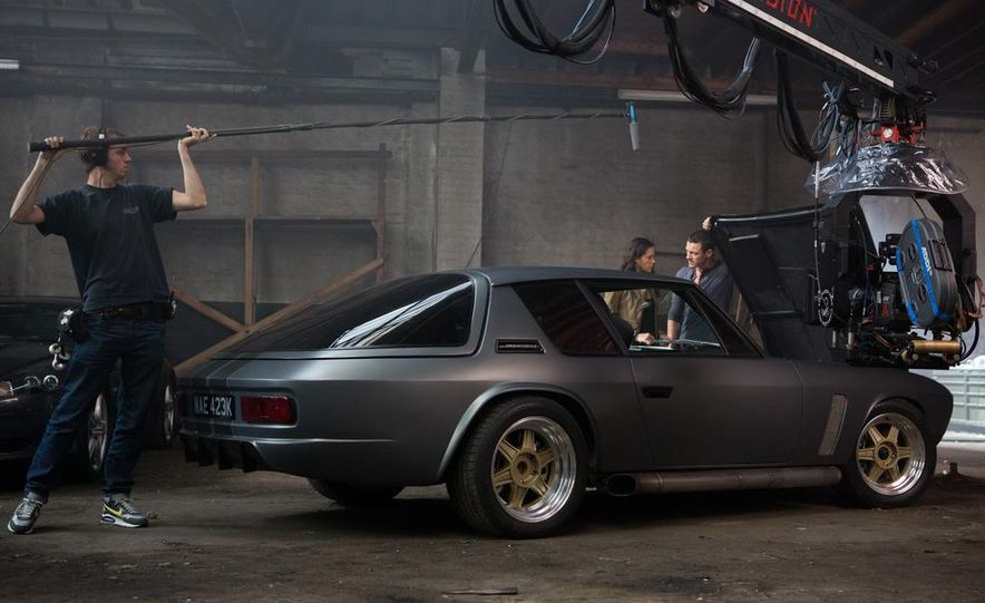 Fast & Furious 6 - Slide 14