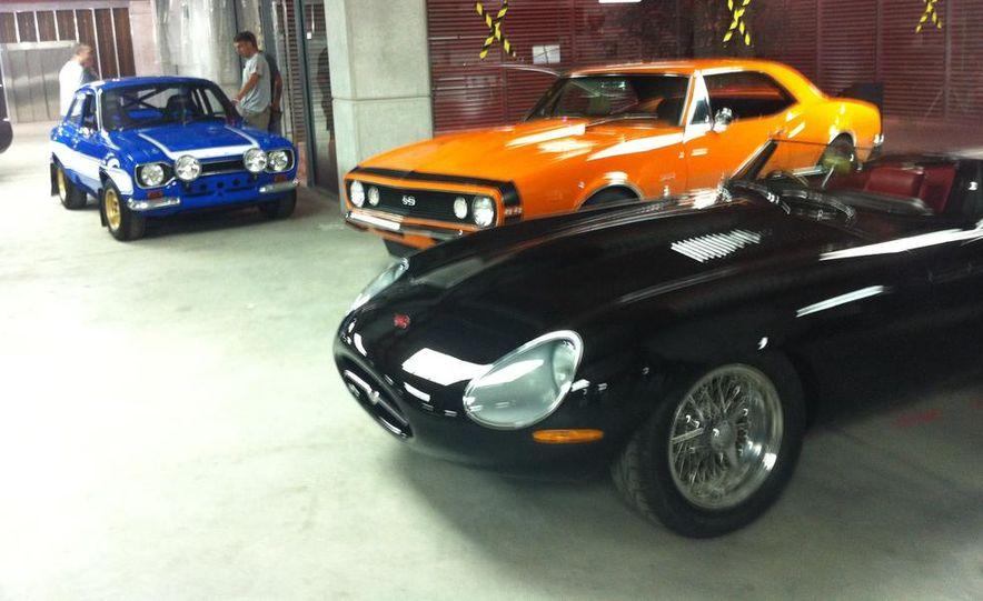 Fast & Furious 6 - Slide 16
