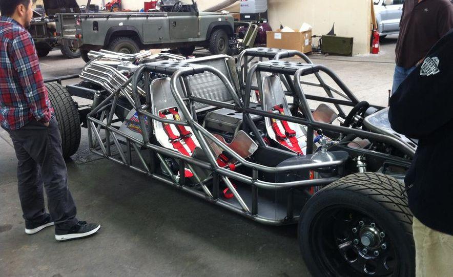 Fast & Furious 6 - Slide 58