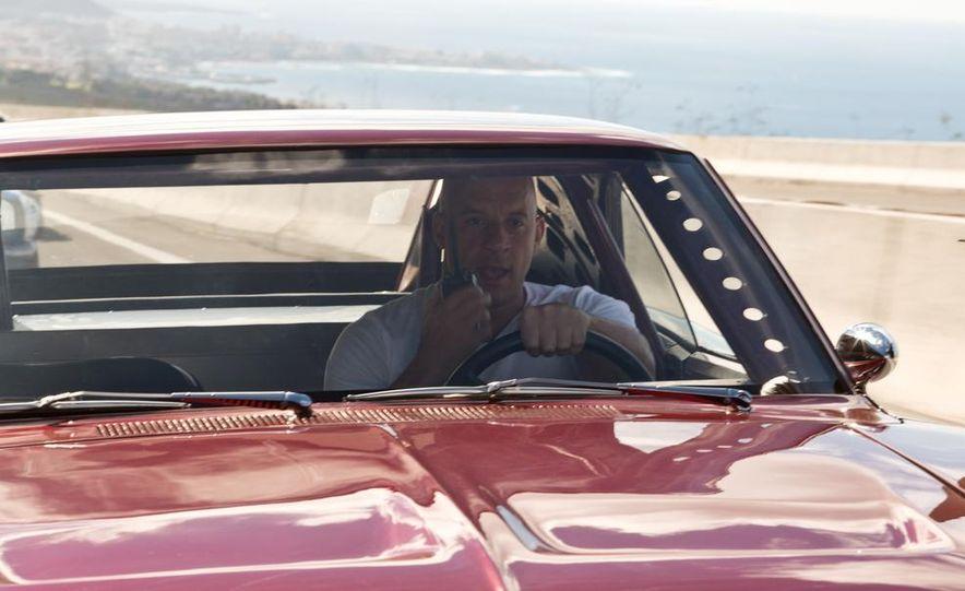 Fast & Furious 6 - Slide 27