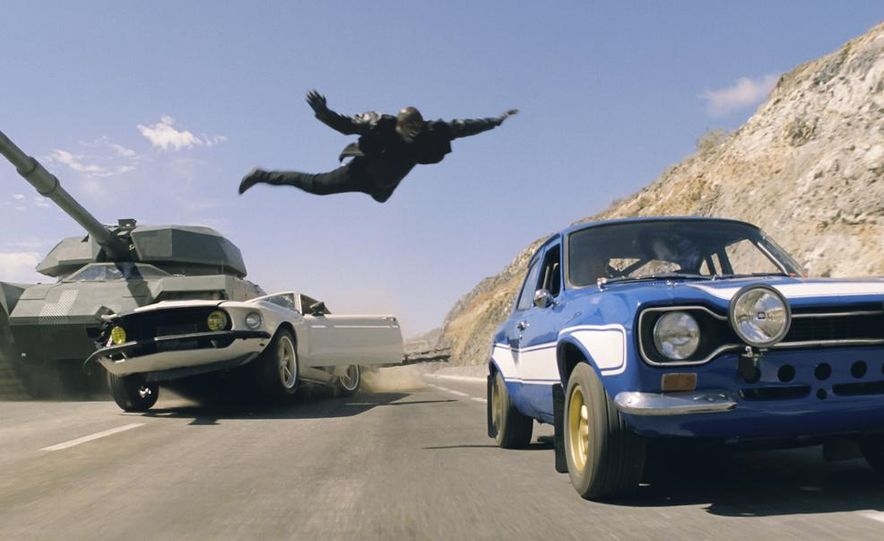 Fast & Furious 6 - Slide 33