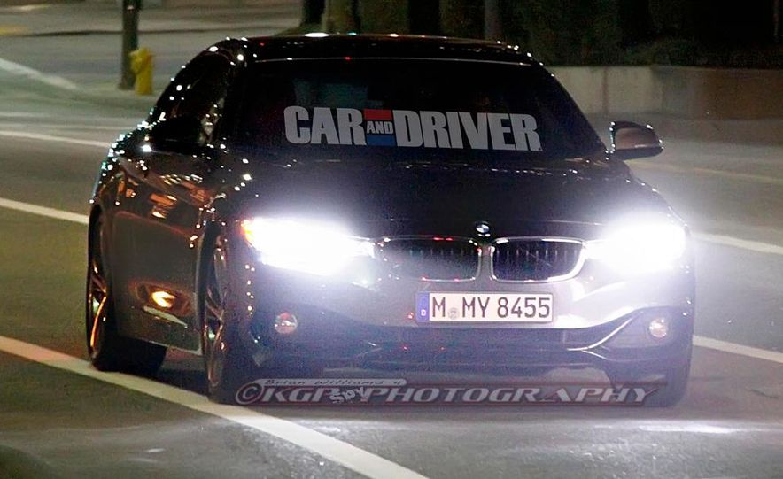 2015 BMW M4 (spy photo) - Slide 9