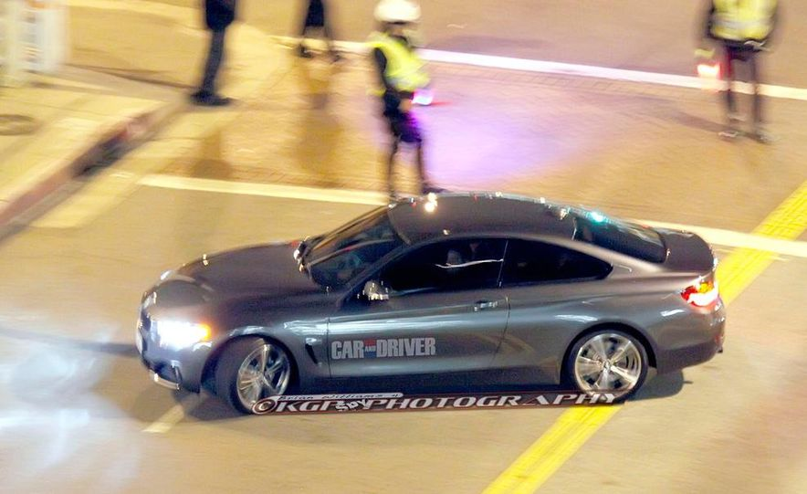 2015 BMW M4 (spy photo) - Slide 20