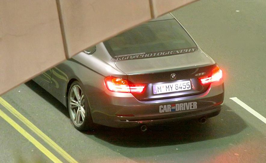 2015 BMW M4 (spy photo) - Slide 21