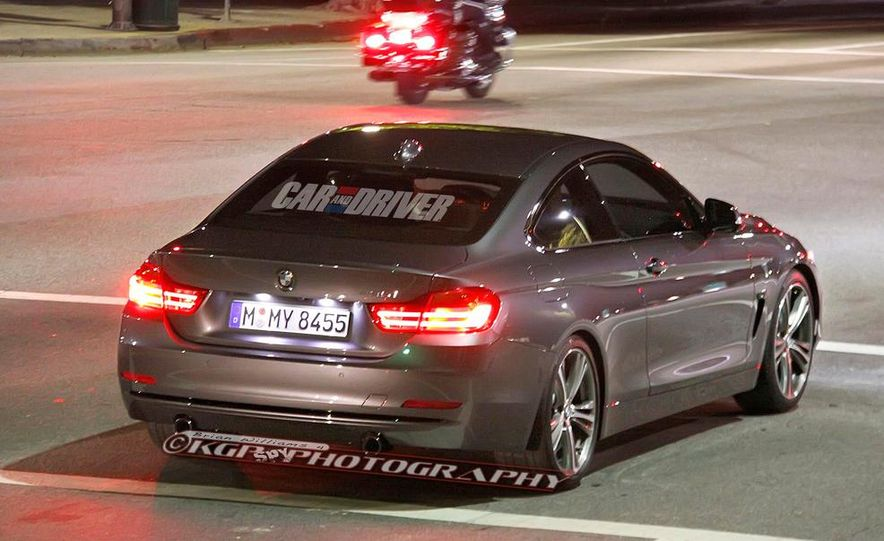 2015 BMW M4 (spy photo) - Slide 23