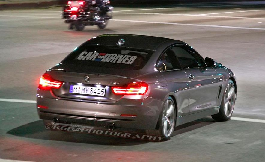 2015 BMW M4 (spy photo) - Slide 24