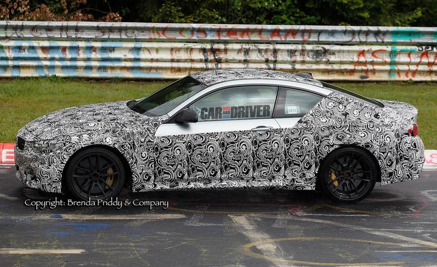 2015 BMW M4 (spy photo) - Slide 1