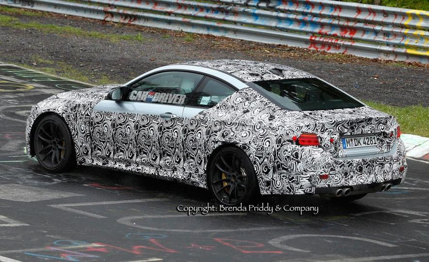 2015 BMW M4 (spy photo) - Slide 2