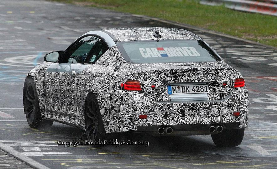 2015 BMW M4 (spy photo) - Slide 3