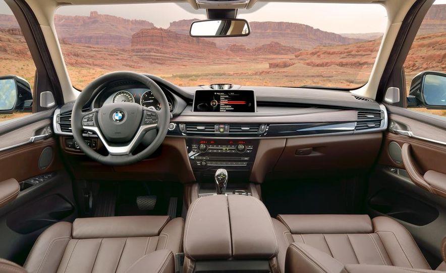 2014 BMW X5 xDrive50i and xDrive30d (Euro-spec) - Slide 54