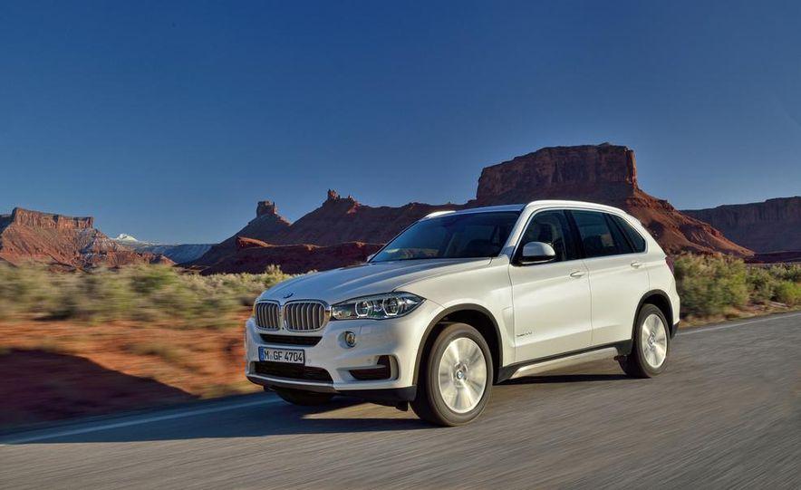 2014 BMW X5 xDrive50i and xDrive30d (Euro-spec) - Slide 28