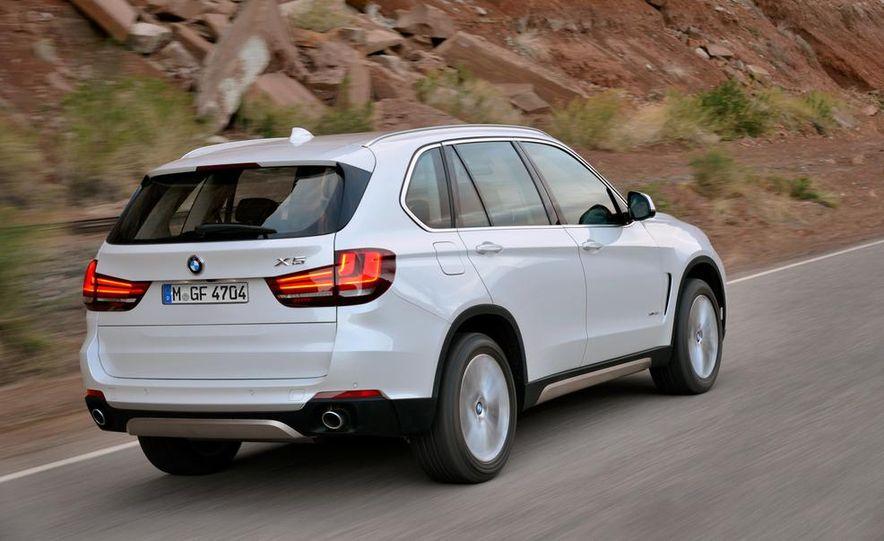 2014 BMW X5 xDrive50i and xDrive30d (Euro-spec) - Slide 31