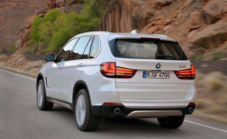 2014 BMW X5 xDrive50i and xDrive30d (Euro-spec) - Slide 32