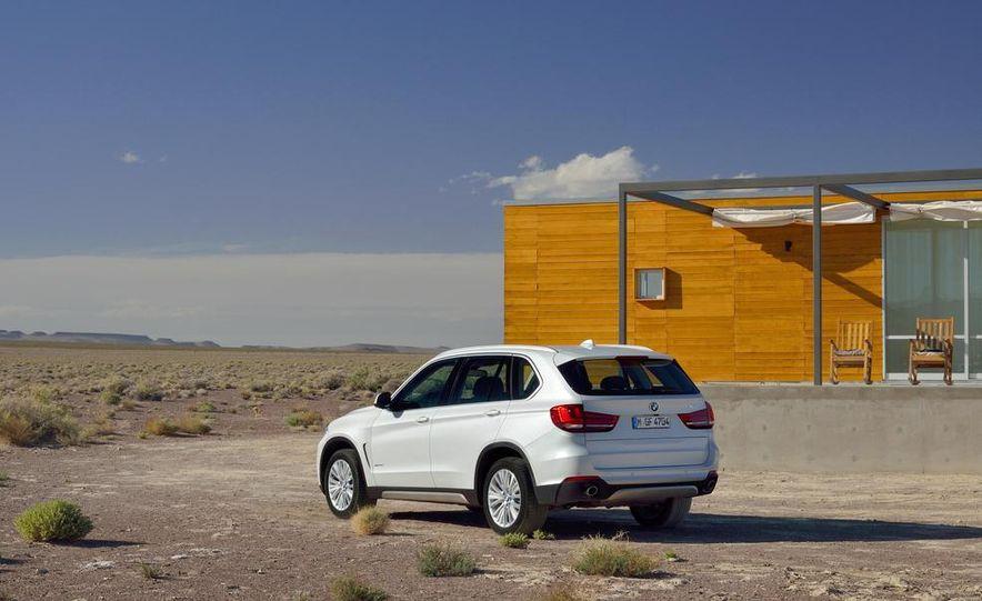 2014 BMW X5 xDrive50i and xDrive30d (Euro-spec) - Slide 39