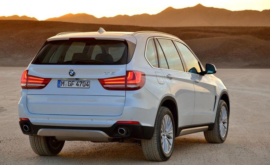 2014 BMW X5 xDrive50i and xDrive30d (Euro-spec) - Slide 45