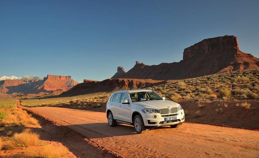 2014 BMW X5 xDrive50i and xDrive30d (Euro-spec) - Slide 46