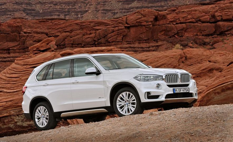2014 BMW X5 xDrive50i and xDrive30d (Euro-spec) - Slide 48