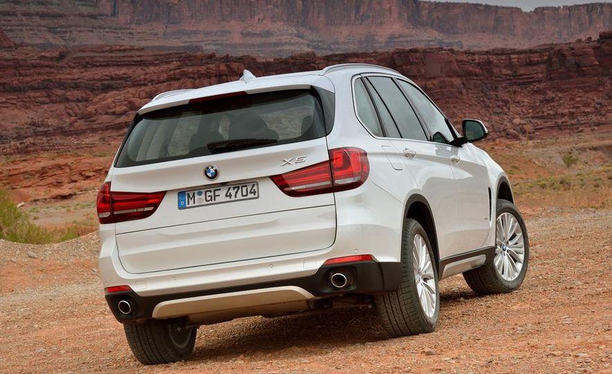 2014 BMW X5 xDrive50i and xDrive30d (Euro-spec) - Slide 50