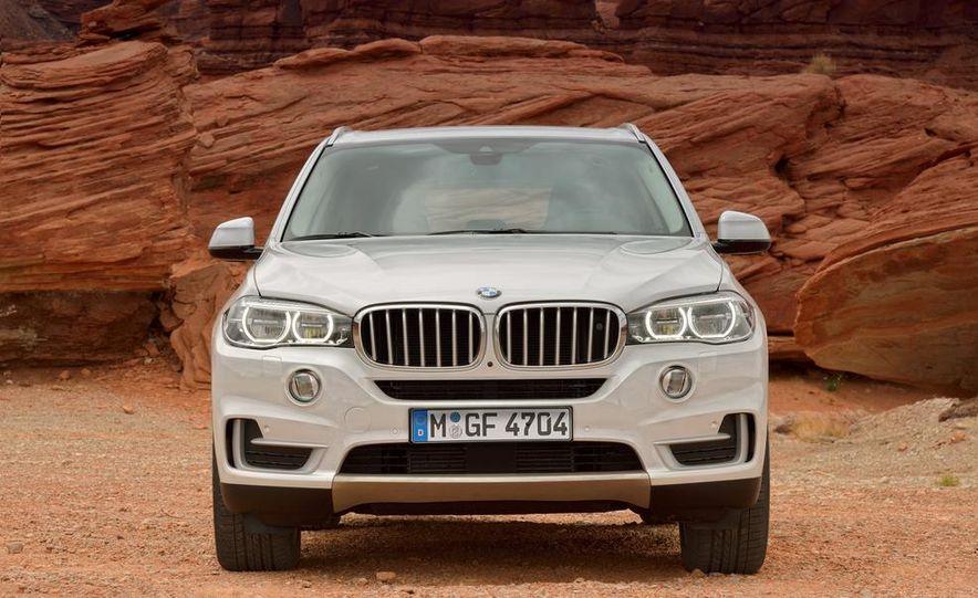 2014 BMW X5 xDrive50i and xDrive30d (Euro-spec) - Slide 52