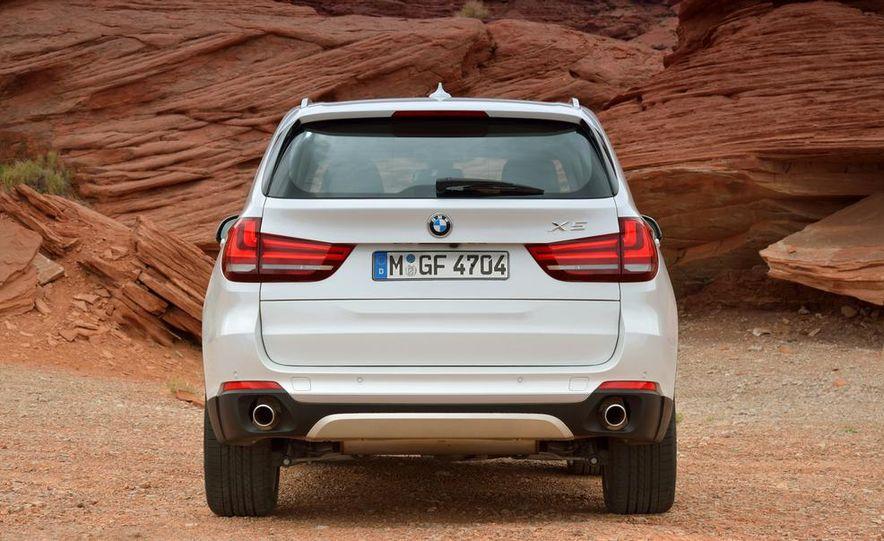 2014 BMW X5 xDrive50i and xDrive30d (Euro-spec) - Slide 53
