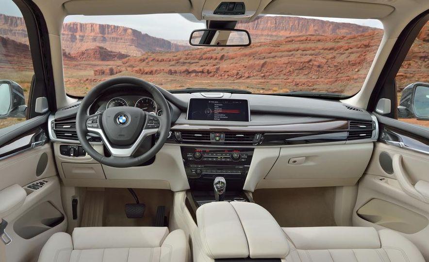 2014 BMW X5 xDrive50i and xDrive30d (Euro-spec) - Slide 20
