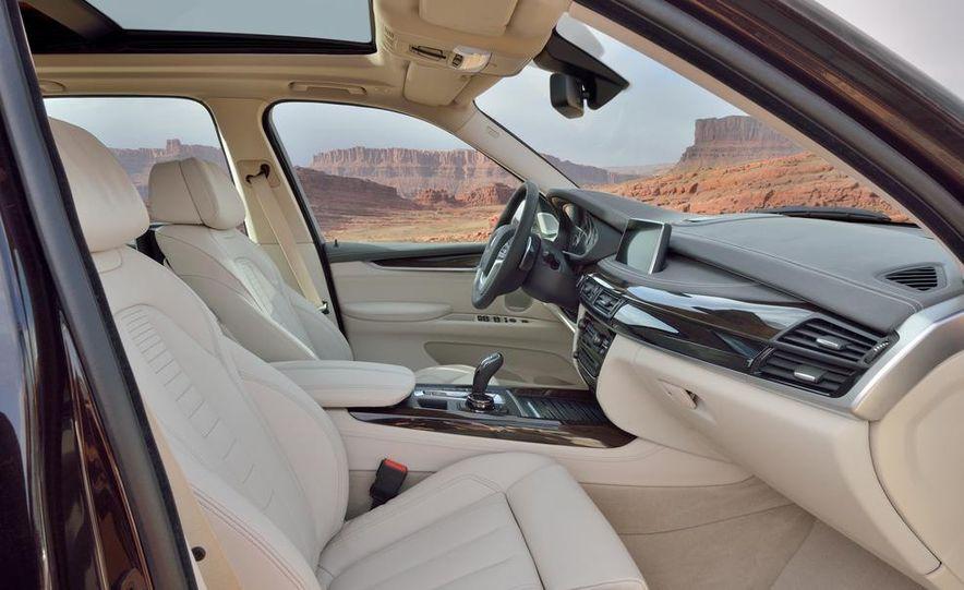 2014 BMW X5 xDrive50i and xDrive30d (Euro-spec) - Slide 21