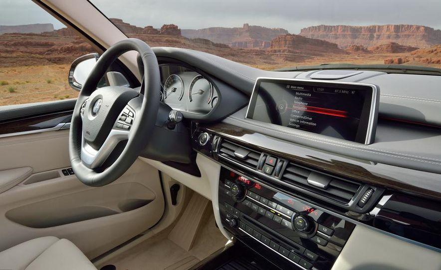2014 BMW X5 xDrive50i and xDrive30d (Euro-spec) - Slide 24