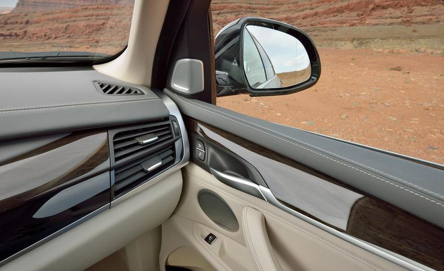 2014 BMW X5 xDrive50i and xDrive30d (Euro-spec) - Slide 25
