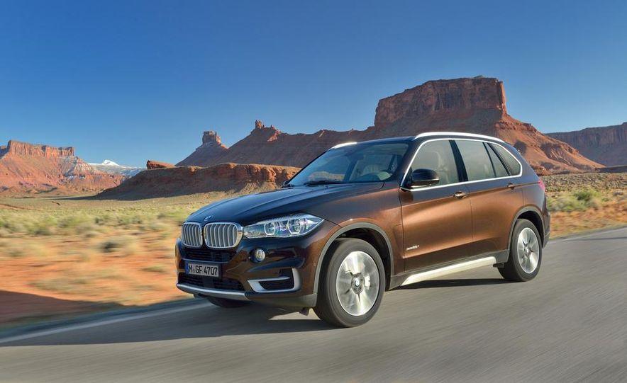 2014 BMW X5 xDrive50i and xDrive30d (Euro-spec) - Slide 2