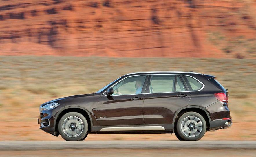 2014 BMW X5 xDrive50i and xDrive30d (Euro-spec) - Slide 4