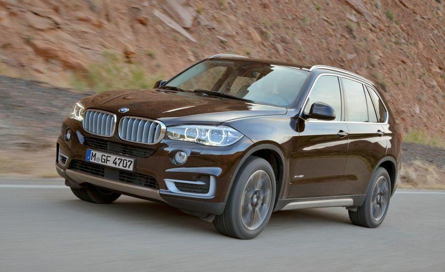 2014 BMW X5 xDrive50i and xDrive30d (Euro-spec) - Slide 6
