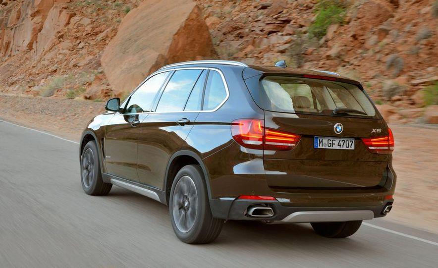2014 BMW X5 xDrive50i and xDrive30d (Euro-spec) - Slide 7