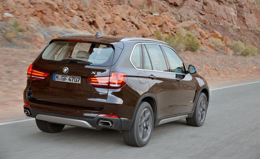 2014 BMW X5 xDrive50i and xDrive30d (Euro-spec) - Slide 8