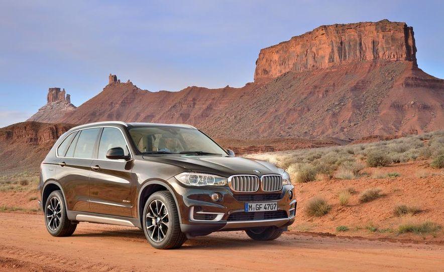 2014 BMW X5 xDrive50i and xDrive30d (Euro-spec) - Slide 10