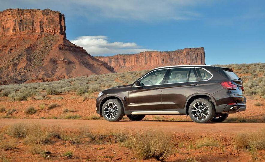 2014 BMW X5 xDrive50i and xDrive30d (Euro-spec) - Slide 11