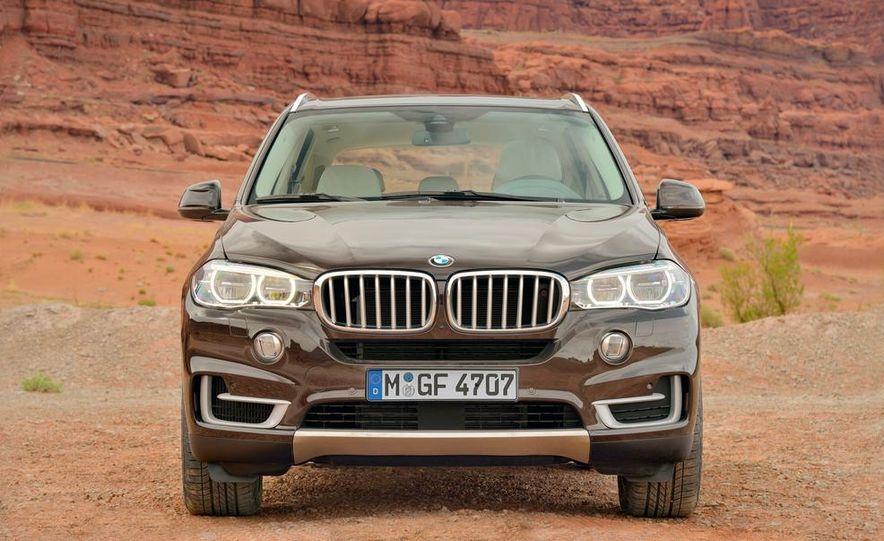 2014 BMW X5 xDrive50i and xDrive30d (Euro-spec) - Slide 15