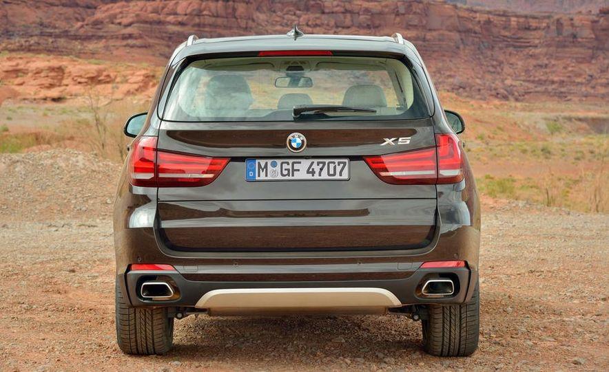 2014 BMW X5 xDrive50i and xDrive30d (Euro-spec) - Slide 16