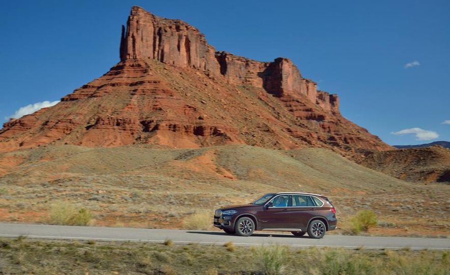 2014 BMW X5 xDrive50i and xDrive30d (Euro-spec) - Slide 17