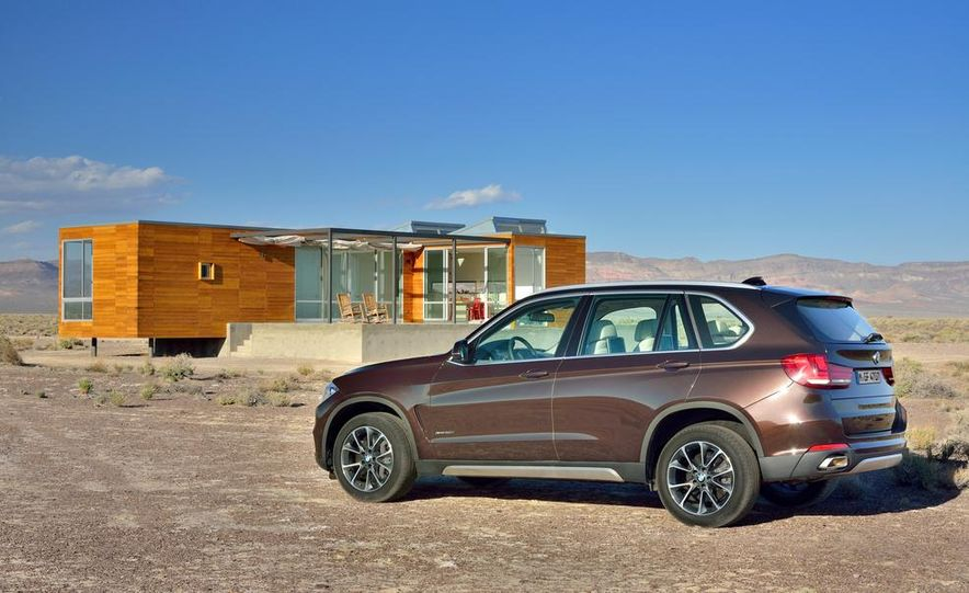 2014 BMW X5 xDrive50i and xDrive30d (Euro-spec) - Slide 18