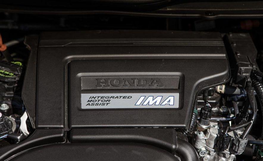 2013 Honda Civic hybrid - Slide 32
