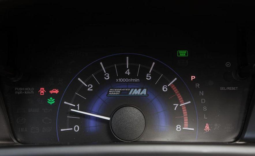 2013 Honda Civic hybrid - Slide 29