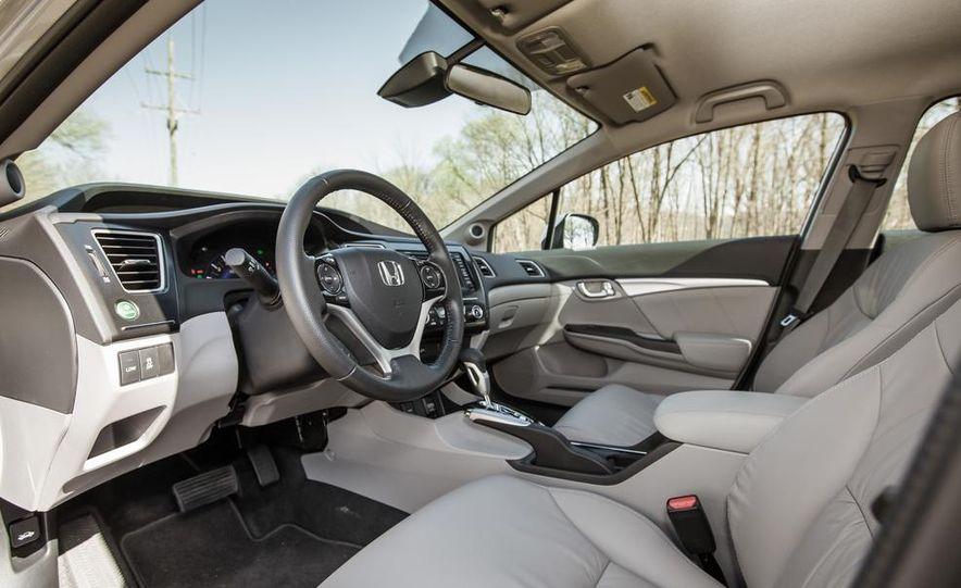 2013 Honda Civic hybrid - Slide 18