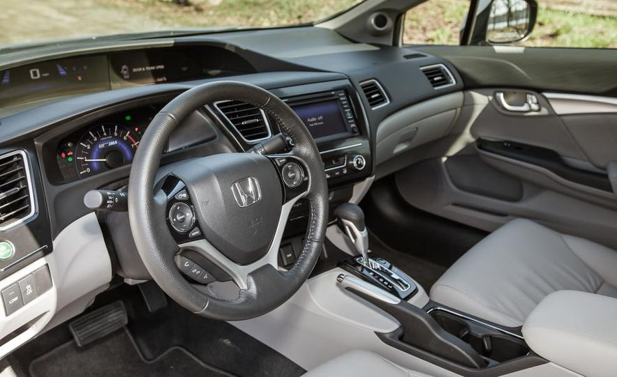 2013 Honda Civic hybrid - Slide 23