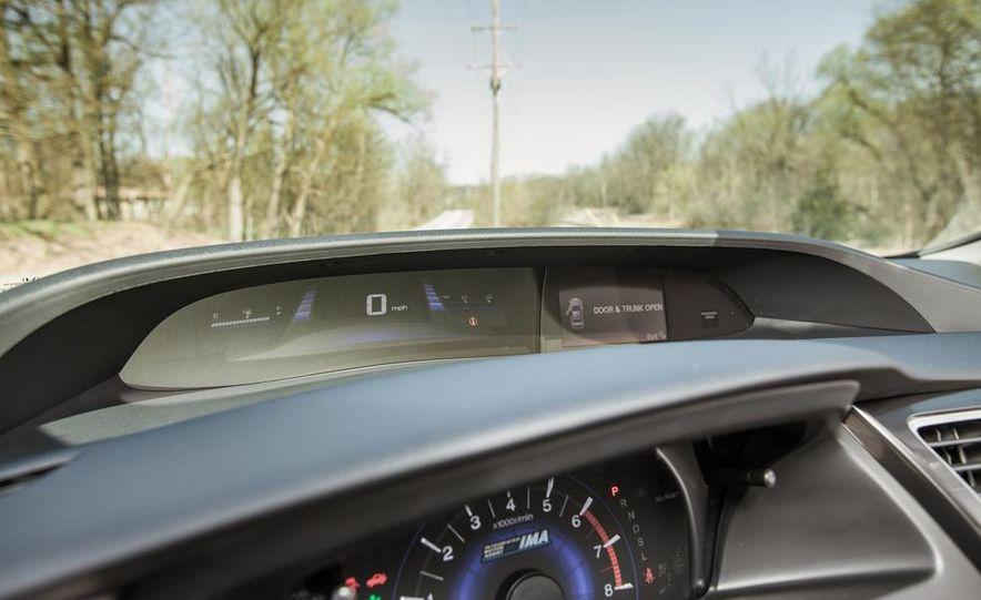 2013 Honda Civic hybrid - Slide 28