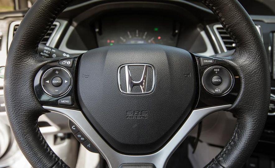 2013 Honda Civic hybrid - Slide 27
