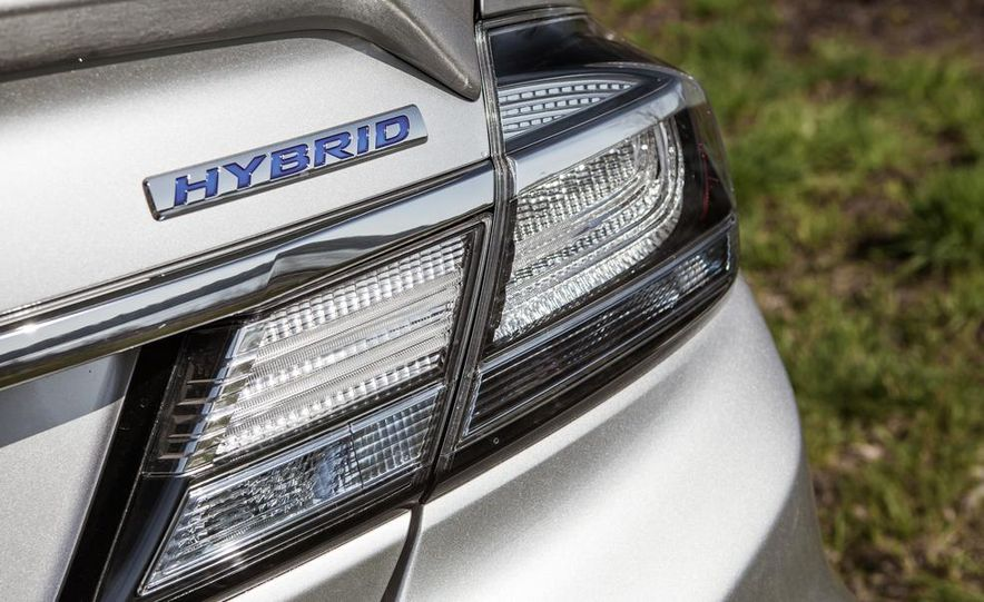 2013 Honda Civic hybrid - Slide 17