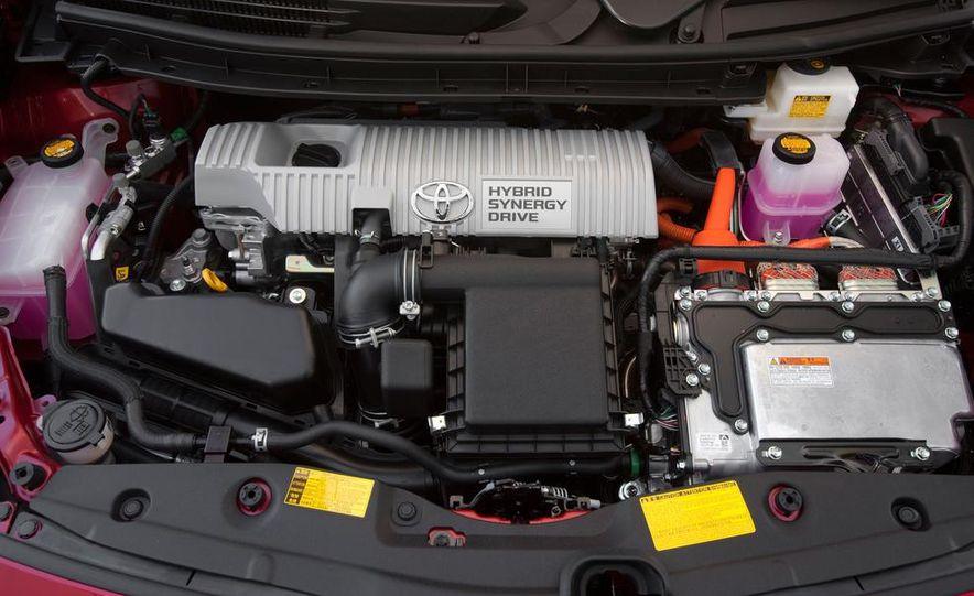2015 Toyota Prius (spy photo) - Slide 35