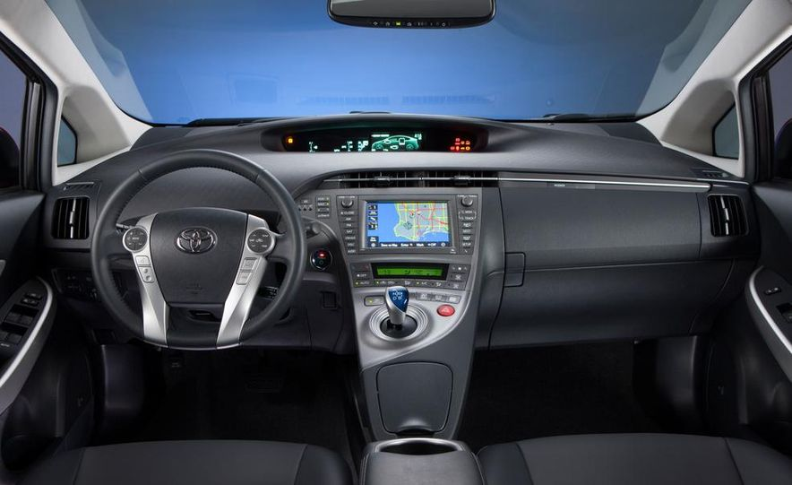 2015 Toyota Prius (spy photo) - Slide 33